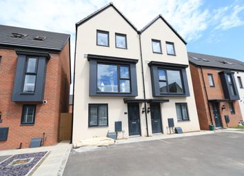 3 bed end terrace house for sale in Heol Tapscott, Barry CF62