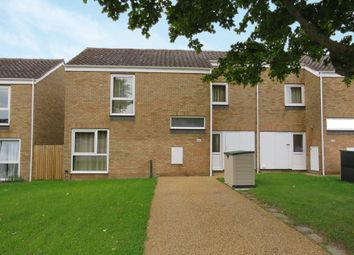 Thumbnail 3 bed end terrace house for sale in Chestnut Way, Raf Lakenheath, Brandon