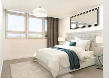 Thumbnail 2 bed flat for sale in Perth Road, Gants Hill, Ilford, Essex