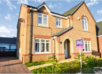 Thumbnail 4 bed detached house for sale in Ashbourne Way, Rotherham