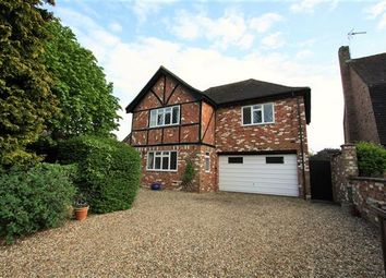 Thumbnail 4 bedroom detached house for sale in Meynell Gardens, Newmarket