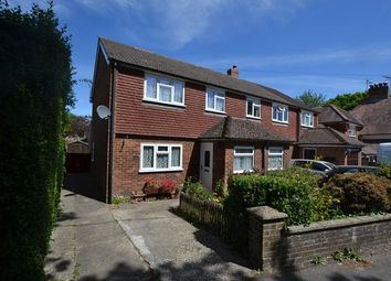 3 bed semi-detached house for sale in Sandy Lane, Church Crookham, Fleet GU52
