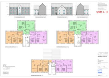 Thumbnail 2 bed flat for sale in Station Road, Snettisham, King's Lynn
