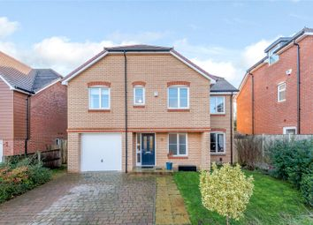 Thumbnail 6 bed detached house for sale in Miley Close, Harpenden, Hertfordshire