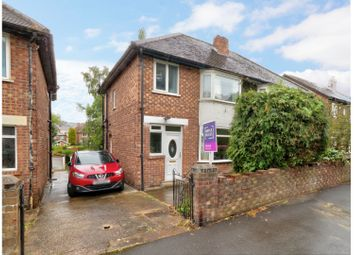 3 bed semi-detached house for sale in Edgedale Road, Sheffield S7
