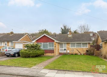 Thumbnail 2 bed detached bungalow for sale in Cowdens Close, Hove