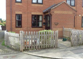 Thumbnail 1 bed flat for sale in Highfield Road, Swadlincote