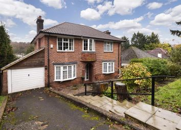 Thumbnail 4 bed detached house for sale in Valley Road, Kenley, Surrey