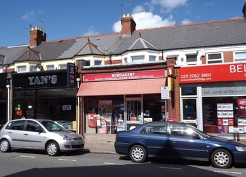 Thumbnail Retail premises for sale in Whitchurch Road, Heath, Cardiff