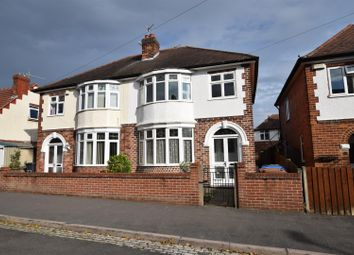 Thumbnail Semi-detached house for sale in Fairfield Road, New Normanton, Derby