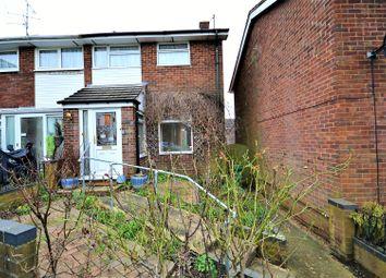 2 bed semi-detached house for sale in Stukeley Road, Basingstoke RG21