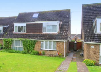 Thumbnail 3 bed semi-detached house for sale in Fennel Walk, Shoreham-By-Sea, West-Sussex