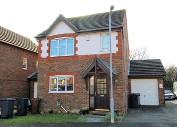Thumbnail 3 bedroom detached house to rent in Swale Close, Stone Cross