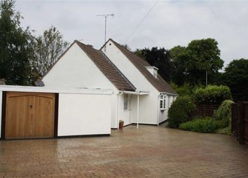 Thumbnail 3 bed detached bungalow for sale in Faire Road, Glenfield, Leicester