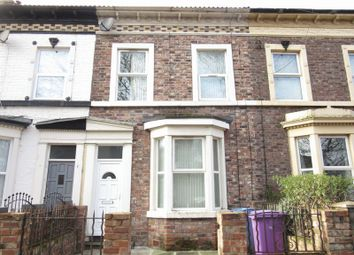 Thumbnail 3 bedroom property to rent in Wellington Avenue, Wavertree, Liverpool