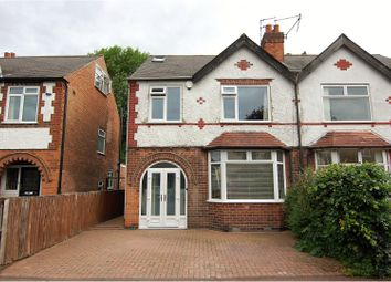 Thumbnail 4 bed semi-detached house for sale in Rutland Road, Lady Bay