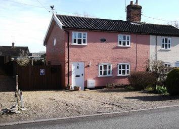 Thumbnail 3 bedroom semi-detached house to rent in Walpole Road, Halesworth
