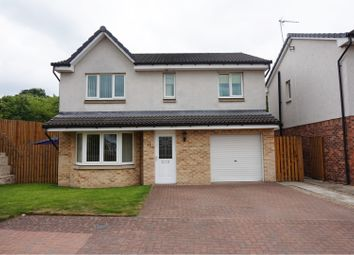 Thumbnail 4 bed detached house for sale in Delaney Court, Alloa