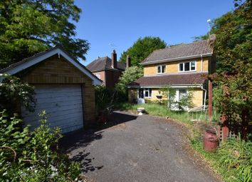 Thumbnail 3 bed detached house for sale in Long Road Frontage, Corner Of Anstey Lane, Alton