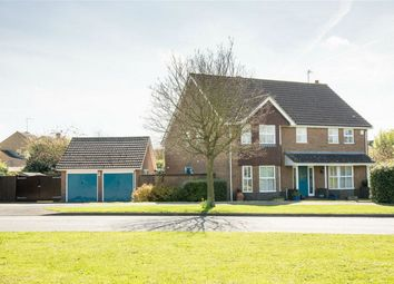 Thumbnail 5 bedroom detached house for sale in Sweetings Road, Godmanchester, Huntingdon