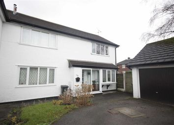 Thumbnail 2 bed flat for sale in Ridingfold Lane, Worsley, Manchester