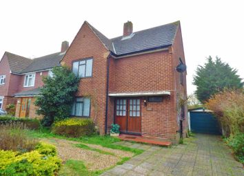 Thumbnail 3 bed semi-detached house for sale in Beechenlea Lane, Swanley