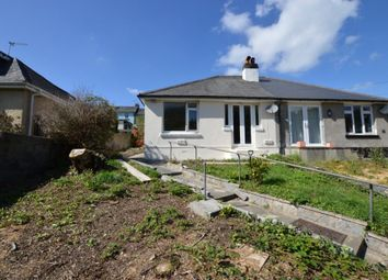 Thumbnail 2 bed semi-detached bungalow for sale in Plymouth Road, Buckfastleigh, Devon