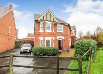 Thumbnail 4 bed end terrace house for sale in Hebbes Close, Kempston, Bedford