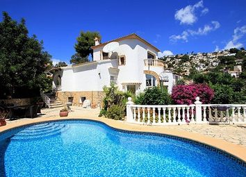 Thumbnail 4 bed villa for sale in Benissa Coastal, Valencia, Spain
