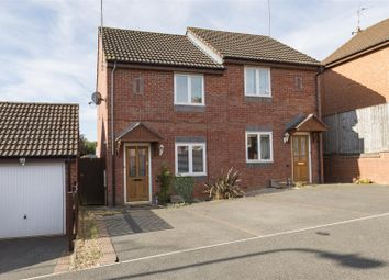 Thumbnail 2 bed semi-detached house for sale in Mill Pond Meadows, Leamington Spa