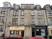 Thumbnail 2 bed flat to rent in Lynedoch Street, Greenock