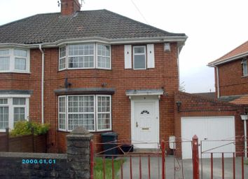 Thumbnail 3 bedroom semi-detached house to rent in St Johns Cresent, Bedminster, Bristol