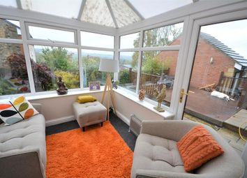 Thumbnail 4 bed detached house for sale in West End, Hunwick, Crook