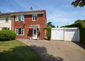Thumbnail 3 bed end terrace house for sale in Dovedale Road, Corby