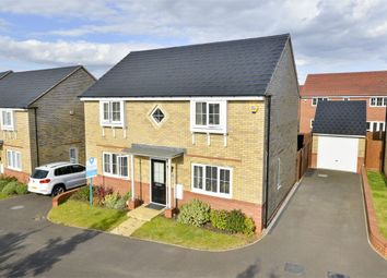 Thumbnail 4 bed detached house for sale in Hillary Close, Oakley Vale, Corby, Northamptonshire