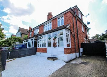 Thumbnail Semi-detached house for sale in College Ride, Camberley, Surrey