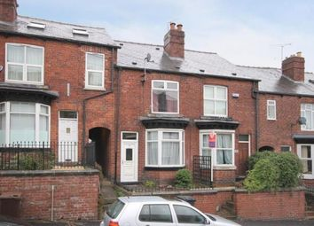 Thumbnail 3 bed terraced house for sale in Cobden View Road, Sheffield, South Yorkshire