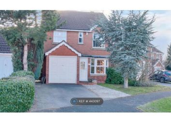 Thumbnail 3 bed detached house to rent in Scaife Road, Bromsgrove