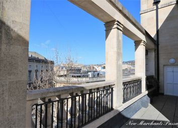 Thumbnail 1 bed flat for sale in New Marchants Passage, City Centre, Bath