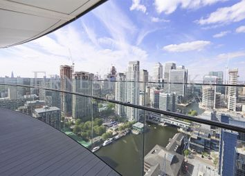 Thumbnail 1 bed flat for sale in Arena Tower, 25 Crossharbour Plaza, Canary Wharf