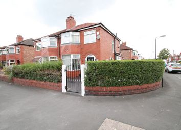 Thumbnail 3 bed semi-detached house to rent in Riddings Road, Timperley, Altrincham