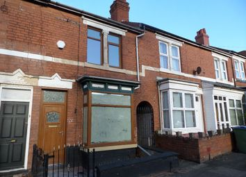 Thumbnail 2 bed terraced house to rent in Reginald Road, Bearwood, Smethwick
