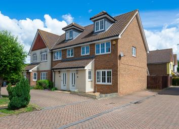 Thumbnail 4 bed semi-detached house for sale in Forge Place, Horley