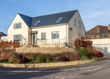 Thumbnail 5 bedroom detached house for sale in Warleigh Drive, Batheaston, Bath