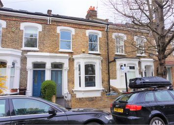 Thumbnail 4 bed terraced house to rent in Lavers Road, London