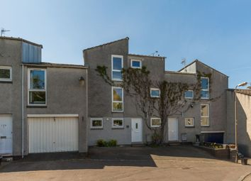 Thumbnail 4 bed town house for sale in 131 Craigmount Avenue North, Edinburgh