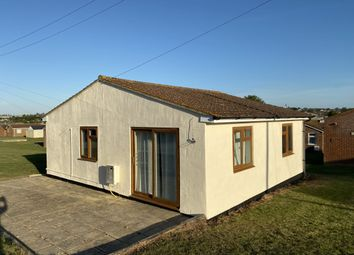Thumbnail 3 bed bungalow for sale in Warden Bay Road, Leysdown-On-Sea, Sheerness