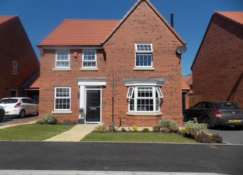 Thumbnail 4 bed detached house for sale in Sandhills Way, Branton, Doncaster