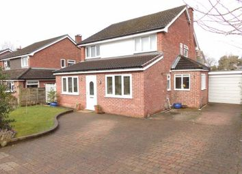 Thumbnail 4 bed detached house for sale in Roxby Way, Knutsford, Cheshire