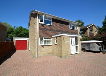 Thumbnail 3 bed detached house for sale in Mornington Avenue, Finchampstead
